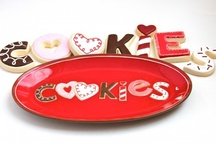 Decorated Cookies / Ideas for cookie decorating / by Lisa Balatbat