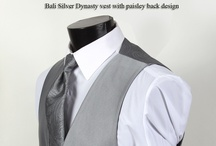 Dynasty Collection Vest Accessory colors / The latest accessory colors for the 2013 Dynasty Collection by FLOW Formal Wear. / by Paul Pannone