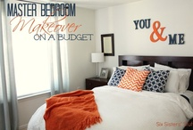 "Home - Bedroom upgrade / Colour chosen for feature wall is Resene ""Smoke Tree"" (burnt Orange)! / by Sarah Hunt"