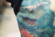 TAT IDEAS / CONCEPTS / cool tattoos / by rachel ❄