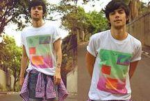 Men´s Fashion / T-shirts - Shirts - Undervest / by Frans Gglez
