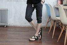 Men´s Fashion / Sandals / by Frans Gglez