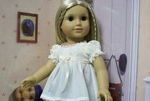 american girl doll Julie keepers dolly duds / by Helen Michael