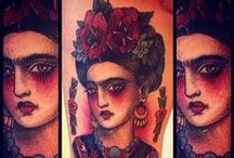 Tattoos--shoulder / Tattoos / by LaLa_in_Nola