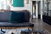 No place like home / nuggets of inspiration for my apartment / by Alina Guzman
