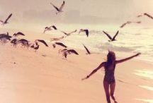Beach love :-) / by Nicky Goin