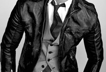 Men's Fashion for my man / by Nicky Goin