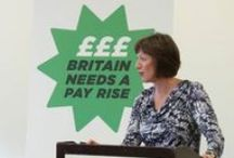 Frances O'Grady / Images of Frances O'Grady, TUC General Secretary. / by Stronger Unions from the TUC