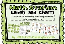 Organizing Math / by Tricia Stohr-Hunt