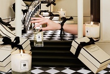 World of Jo Malone™ / An understated style. Defined by an unconventional sense of sophistication. With taste that is rarified, yet a touch audacious. Timeless and elegant…but always infused with a charming dash of wit and whimsy. It is exactly these distinctly British qualities that are the heritage, and heart, of Jo Malone London. / by Jo Malone London