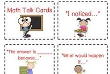 Math Talk / by Tricia Stohr-Hunt
