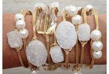 accessories / jewelry, purses, rings, bracelets, earrings / by Taryn Rittenhouse