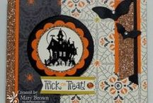 Stampin' Up! Halloween / by Angela Hilbig