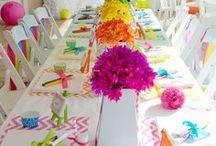 Epic Party Themes! / by Keli McCoy Mrotek