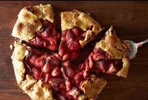 ✎ cakes, pies & yummy desserts / sweet and delicious recipes to try / by slℯℯkitty