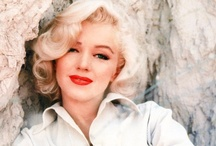 Marilyn...some like it hot! / by Tish Tambourlas Eustratiou