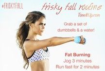 ☌ fitness & workouts ☌ / WORK IT, GURL! / by slℯℯkitty