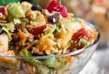 ~ Salads ~ / by Annette Garrison