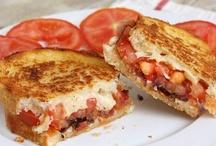 ~ Sandwiches ~ / by Annette Garrison