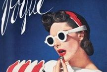 Vintage magazine covers / by Vintage Hair Lounge