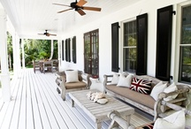 outdoor living / by Ann Yates Pate