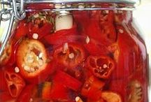 canning/ pickling/ preserving / by Arianne Bowman Miller