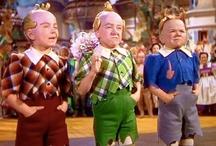 The Wonderful Wizard of Oz / by Joanne Styers
