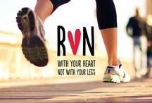 I Run to Be  / by Amanda Morey