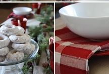 Holidays: Christmas / Entertaining and decorating ideas for Christmas / by Amy Fandrei