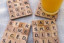I Love: Scrabble / by Amy Fandrei