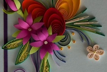Quilling Embroidery / by Aida Lopez Fortier