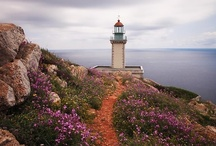 Lighthouses / by Aida Lopez Fortier