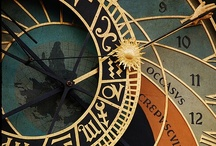 Clocks, watches / by Aida Lopez Fortier