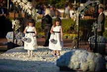 Real Wedding : Kendall + Harley / Hotel Del Coronado flowers by Embellishmint / by Embellishmint Floral + Event Design Studio