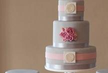 Pink & Grey Weddings / by Blossoms Atlanta