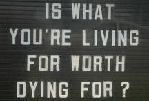 Wise words / by Juliana Haygert