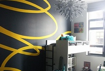 Kids dream rooms / Kids Bedrooms We All Wished We Had / by M.E.Y