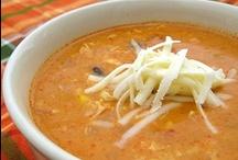 I LOVE soup! / by Amanda Richards