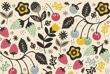 Patterns / by Stephanie Hayward