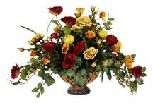 Silk Floral Designs / Everyday Floral Silk Floral Designs / by Julie Pinakidis-Reece