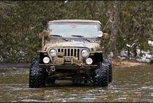 Jeep stuff / by Sherri Terry