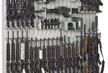 Guns and more Guns!!! / by Sherri Terry