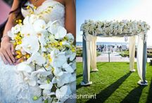 Inspiration : Yellow / The use of yellow in wedding & events / by Embellishmint Floral + Event Design Studio