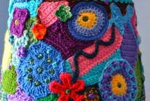 knit & crochet / ideas & inspiration / by Nisa Deeves