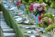 tablescapes / by Bonnie Herrick