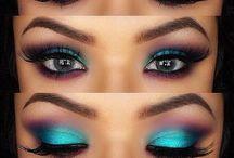 makeup. / by Megan ♔