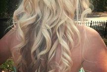 hair tips / by Peggy Osborne