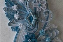 Quilling & Paper Crafts / by Susan Round