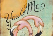 you and me / by Peggy Osborne