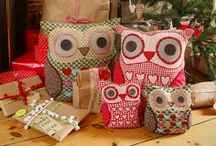 Owly ♥ / by Leonora Burns